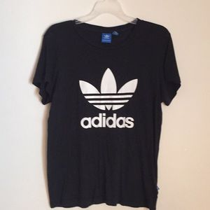 Adidas T-shirt, sz XS